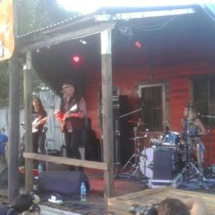"JIMMY RIP en Cosquín Rock: ""El club del blues local"""