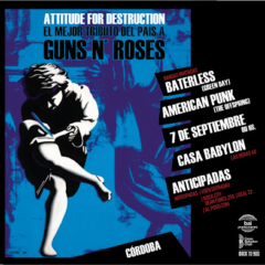 "ATTITUDE FOR DESTRUCTION: ""Nuestro conservatorio musical ha sido escuchando casetes"""